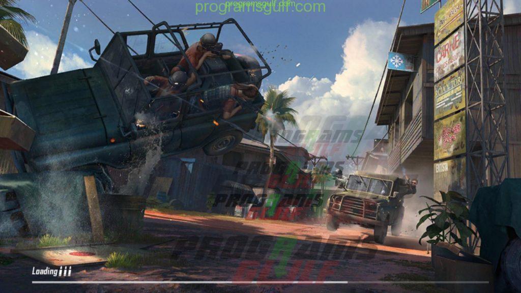 من داخل لعبة pubg mobile للكمبيوتر (24) pc