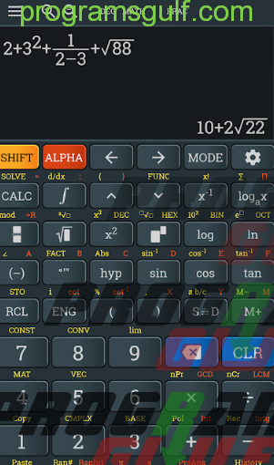 تحميل Advanced calculator