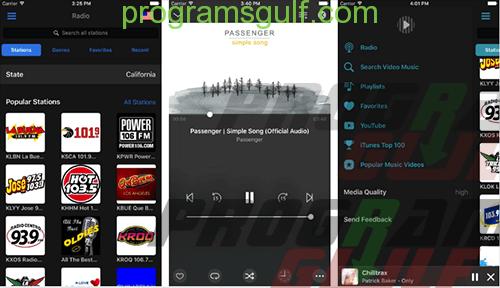تطبيق NetTuner Radio