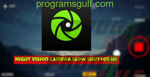 Night Vision Camera slow shutter HD