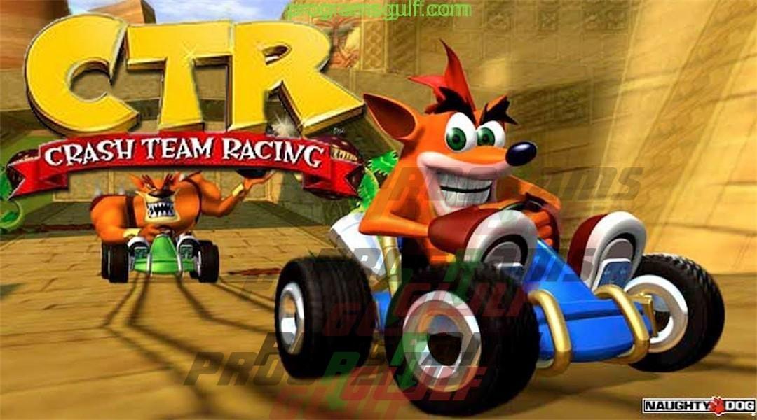 تحميل لعبة كراش سيارات crash team racing