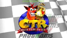 تحميل لعبة كراش سيارات مجانا للكمبيوتر download crash team racing free