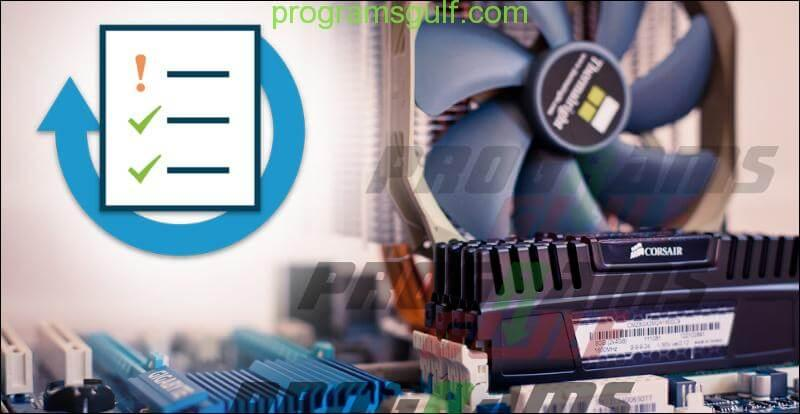 اقوى 6 برامج يمكن استخدامها من أجل اختبار مكونات الكمبيوتر