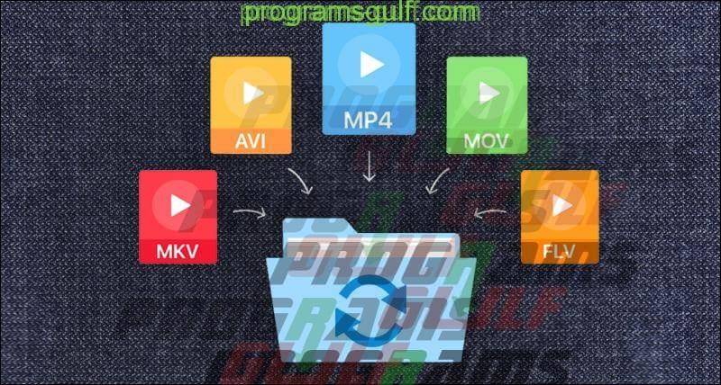 مواقع لتحويل صيغ الفيديو