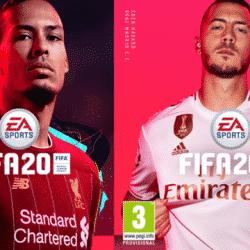غلاف لعبة فيفا 2020