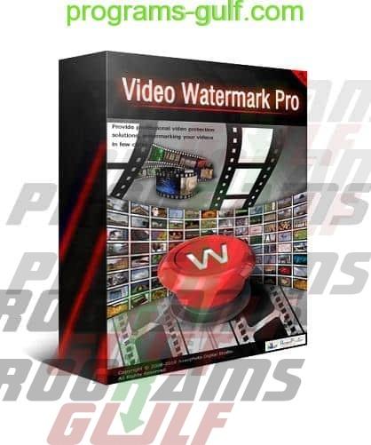 Photo of برنامج الكتابة على الفيديو Video Watermark 2020