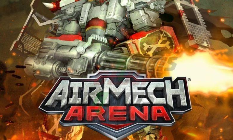 لعبة Airmech
