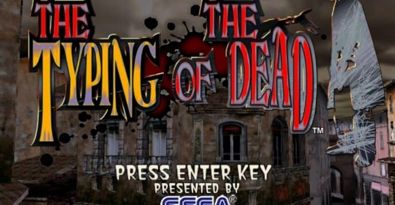 تحميل لعبة The Typing of the Dead