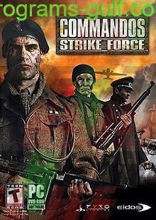 تحميل لعبة كوماندوز 4 Commandos 4 Strike Force للكمبيوتر