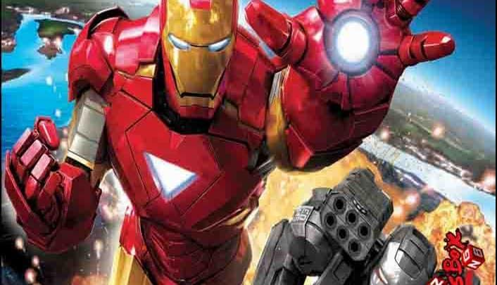تحميل لعبة أيرون مان Iron Man 2 للكمبيوتر