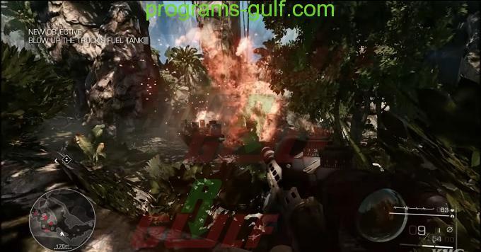 لعبة Sniper Ghost Warrior 2 للكمبيوتر