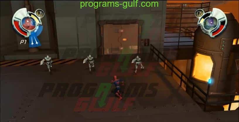 تحميل لعبة spider man friend or foe للكمبيوتر