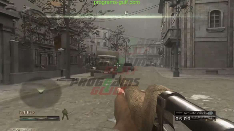 لعبة Commandos 4 Strike Force
