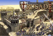 تحميل لعبة صلاح الدين Stronghold Crusader II للكمبيوتر