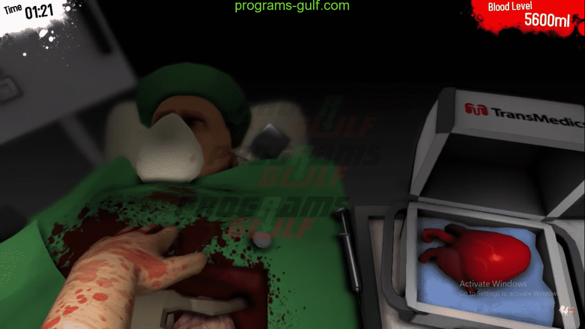 لعبة Surgeon Simulator