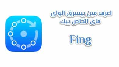 Photo of تحميل تطبيق Fing لمعرفة من يتصل بشبكة الواي فاي للاندرويد و الايفون
