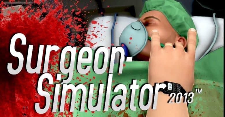 تحميل لعبة محاكاة الجراح Surgeon Simulator لجميع الأجهزة