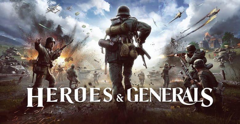 تحميل لعبة Heroes & Generals الاستراتيجية للكمبيوتر