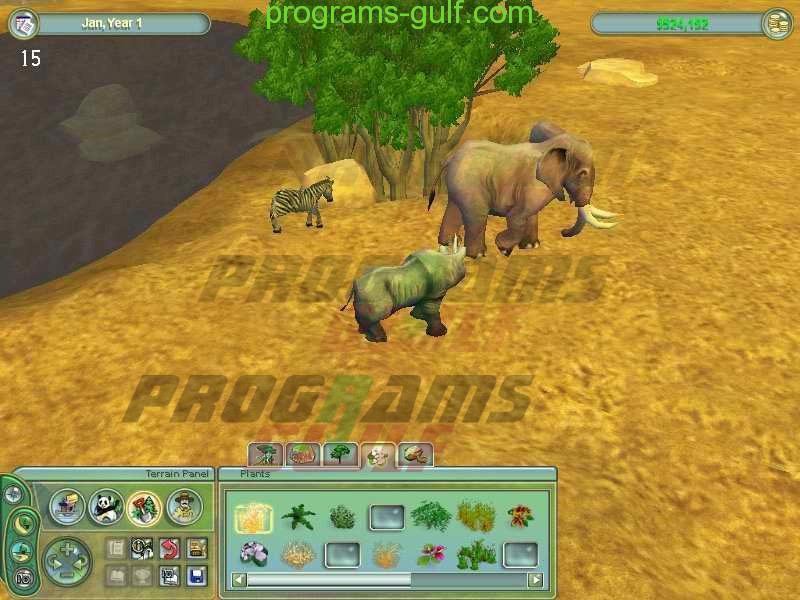 تحميل zoo tycoon 2 zookeeper collection
