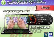 Photo of تحميل برنامج تعليم الكتابة على الكيبورد Typing Master