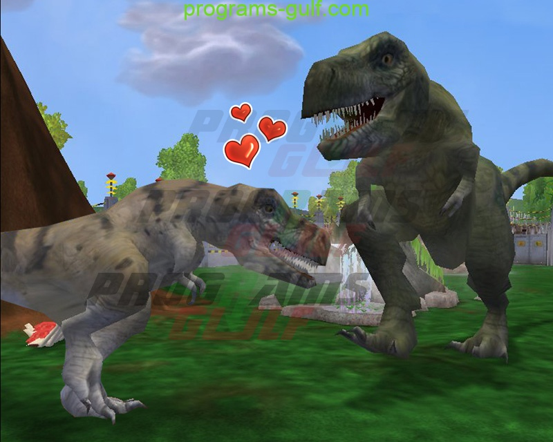 تعرف على لعبة zoo tycoon 2 Extinct Animals