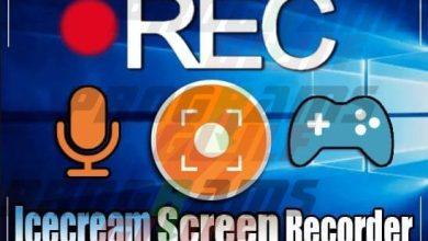 تحميل برنامج Icecream Screen Recorder Full رابط مباشر