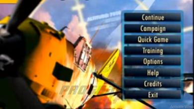 تحميل لعبة حرب الطائرات Sky Battle للكمبيوتر مجانًا