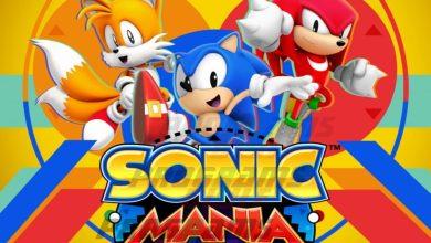 تحميل لعبة Sonic Mania لجميع الأجهزة