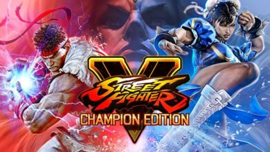 تحميل لعبة Street Fighter V: Champion Edition للكمبيوتر