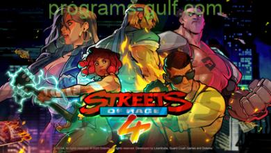 تحميل لعبة Streets Of Rage 4 للكمبيوتر